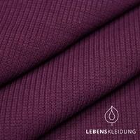 Bordeaux wristband fabric 2x1 (with elastane)-2