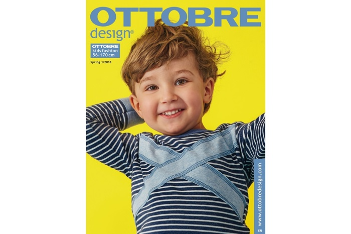 Ottobre Design Kids 1-2018 - Pure Coverz
