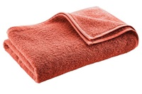 Sunrise bath textile