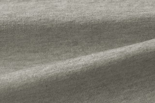 Afbeelding van Grey Marl stretch jersey-heavy (SALE)