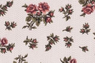 Afbeelding van Victorian Rose voile