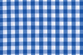 Picture of Nautical Blue Check poplin
