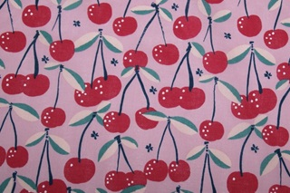 Picture of Cherry voile