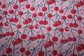 Cherry voile