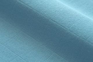 Afbeelding van Blue Hydrofiel doek/Mousseline