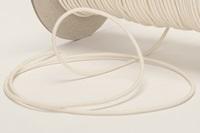 Ecru Elastic Cord 2,2 mm