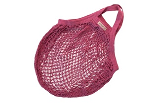 Picture of Fuchsia granny bag/string bag