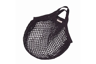 Picture of Anthracite granny bag/string bag