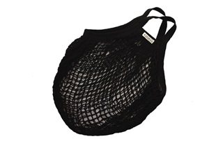 Picture of Black granny bag/string bag