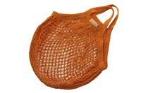 Zinnia granny bag/string bag