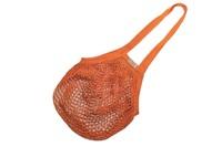 Zinnia Granny bag/string bag (long handle)