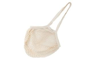 Picture of Natural Granny bag/string bag (long handle)