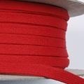 Plat koord 10 mm Rood/Red