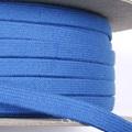 Plat koord 10 mm Blauw/Blue