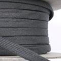 Plat koord 10 mm Grijs/Grey
