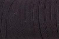 Black Elastic Ribbon 10 mm