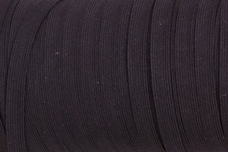 Picture of Black Elastic Ribbon 10 mm