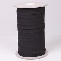 Black Elastic Ribbon 10 mm-2