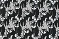 Camoucat french terry (stretch sweaterstof)