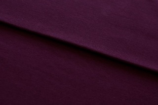 Picture of Bordeaux wristband fabric 1x1 (with elastane)