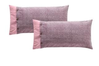 Picture of Fontanta Barolo pillowcases flannel (SALE)
