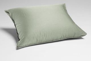 Picture of Washed Green pillowcase sateen
