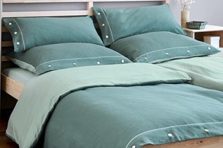 Picture of Frankfurt Jade duvet cover sateen