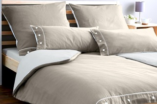 Picture of Frankfurt Cashemere duvet cover sateen