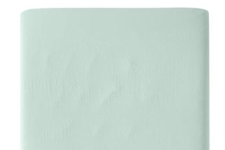Picture of Faro Mint Fitted Sheet Sateen