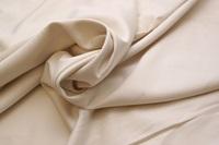 Natural sateen (width 162 cm)