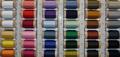 Klosje biologisch naaigaren kleuroverzicht / colour overview
