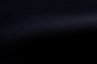 Picture of Dark Blue wristband fabric 1x1 (with elastane)
