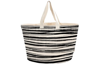 Picture of Beach/yoga bag - Wrapping Stripes