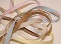 Herringbone ribbon - twill tape 10 mm (201)