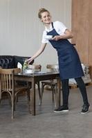 Heavy Denim keukenschort-2