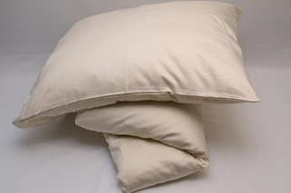 Picture of All Natural duvet cover sateen