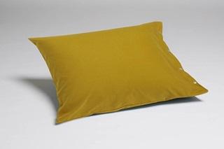 Afbeelding van Indian Yellow kussensloop velvet flanel