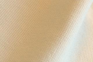 Afbeelding van Naturel boordstof 1x1 (met elastan) (SALE)