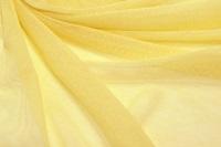 Yellow Cream soft tulle