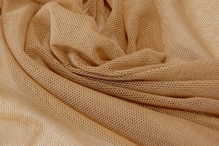 Picture of Tan soft tulle