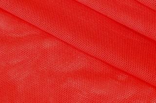 Afbeelding van Bittersweet red soft tule