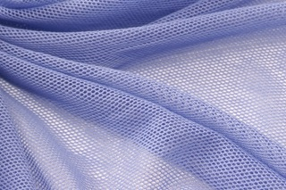 Picture of Periwinkle purple soft tulle