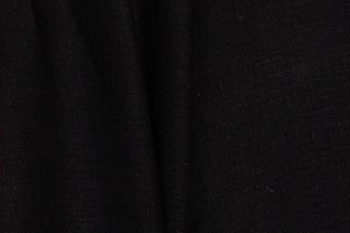 Afbeelding van Zwart linnen (vlas)