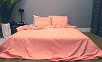 Sari Oranje dekbedovertrek chambray (SALE)-2