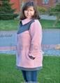 Antique Pink fleece