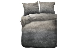 Picture of Gassho Grey Taupe duvet cover flannel