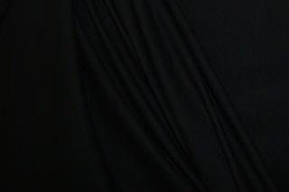 Afbeelding van Black stretch jersey-heavy (SALE)