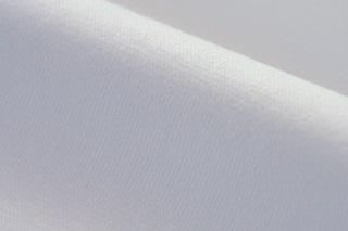 Afbeelding van White (Optical White) boordstof 1x1 (met elastan) (SALE)
