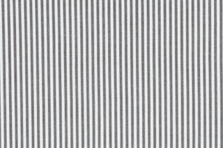 Afbeelding van Black Stripe poplin