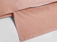Washed Pink dekbedovertrek satijn-2